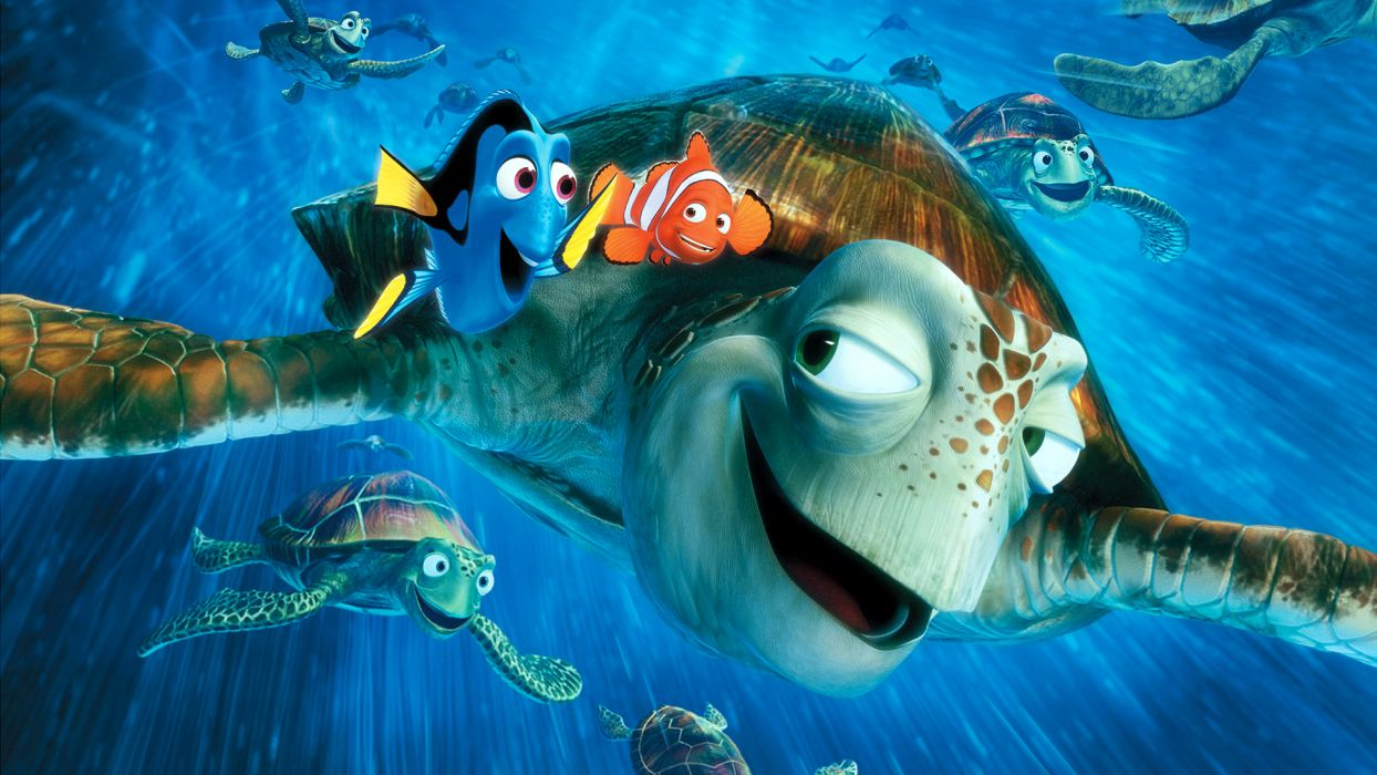 FINDING NEMO      g wallpaper