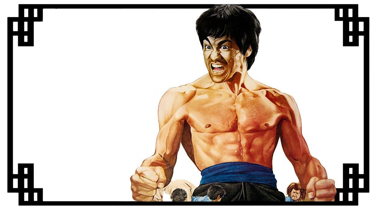FIST OF FURY bruce lee martial arts wallpaper
