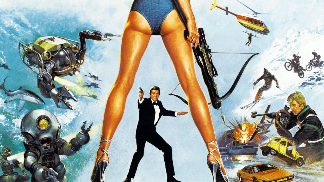 FOR YOUR EYES ONLY james bond 007 f wallpaper