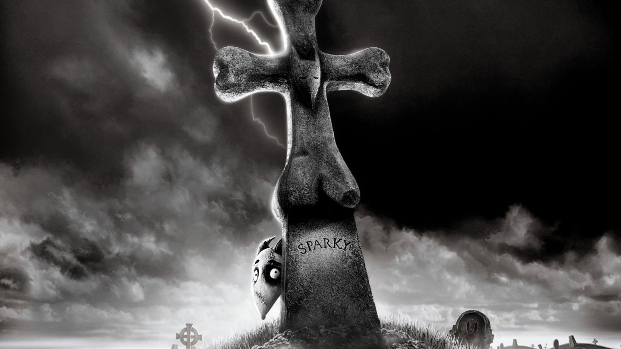 FRANKENWEENIE halloween f wallpaper