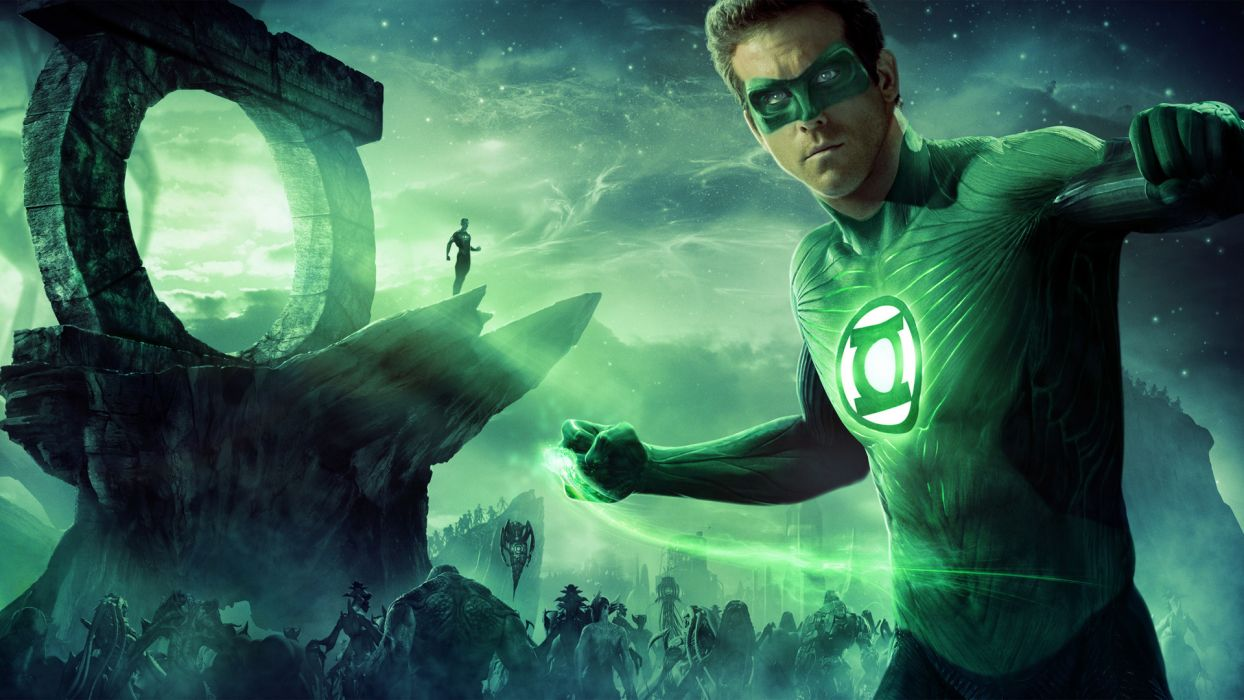 GREEN LANTERN superhero    g wallpaper