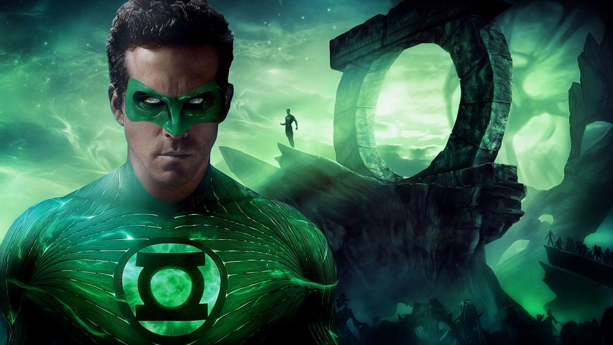 GREEN LANTERN superhero  g wallpaper