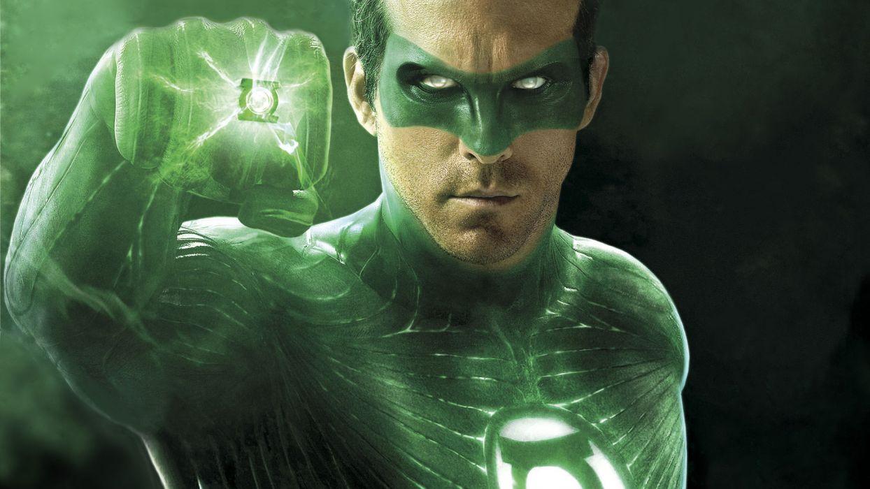 GREEN LANTERN Superhero Rw Wallpaper