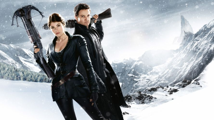 HANSEL AND GRETEL WITCH HUNTERS f wallpaper