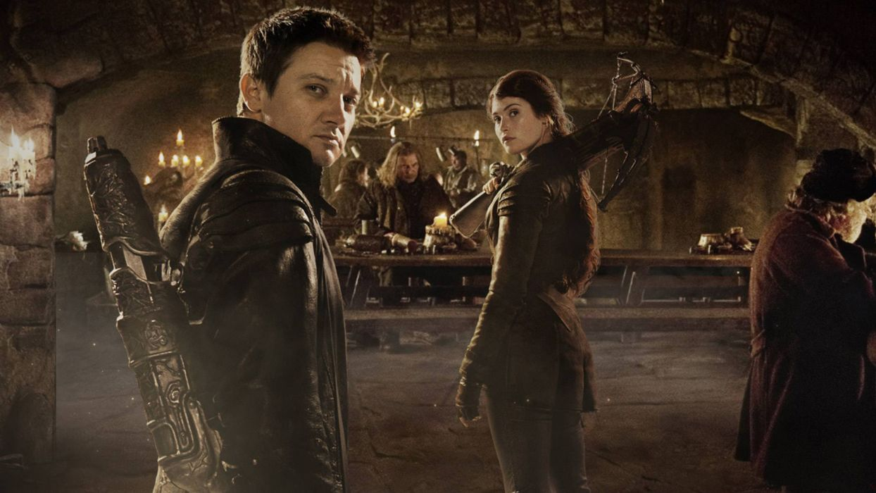 HANSEL AND GRETEL WITCH HUNTERS   fd wallpaper