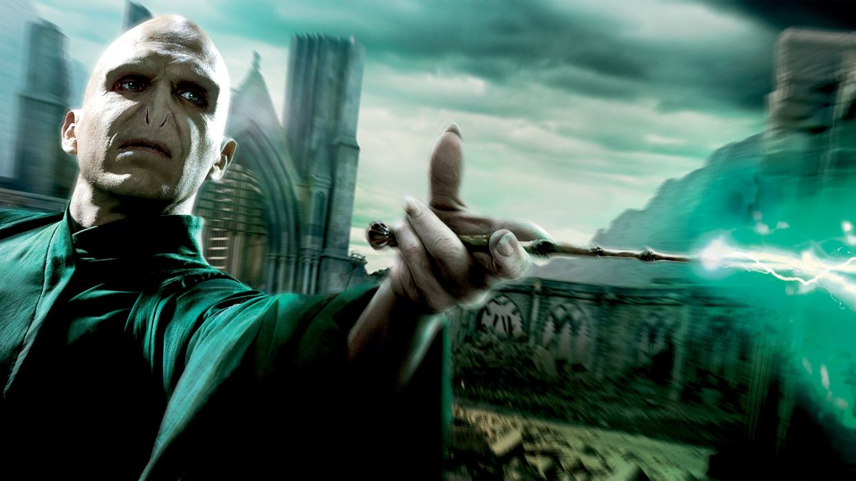 HARRY POTTER DEATHLY HALLOWS    gd wallpaper