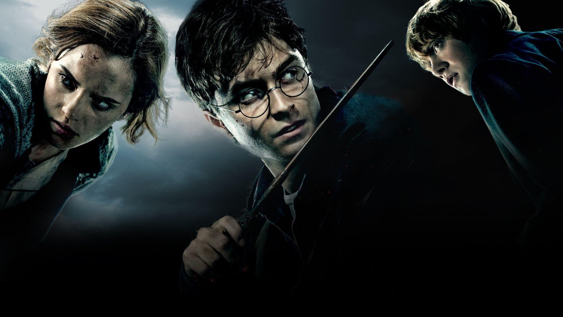 Harry Potter Deathly Hallows G Wallpaper 1920x1080 101991