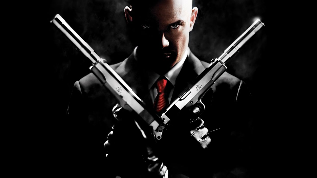 HITMAN  f wallpaper