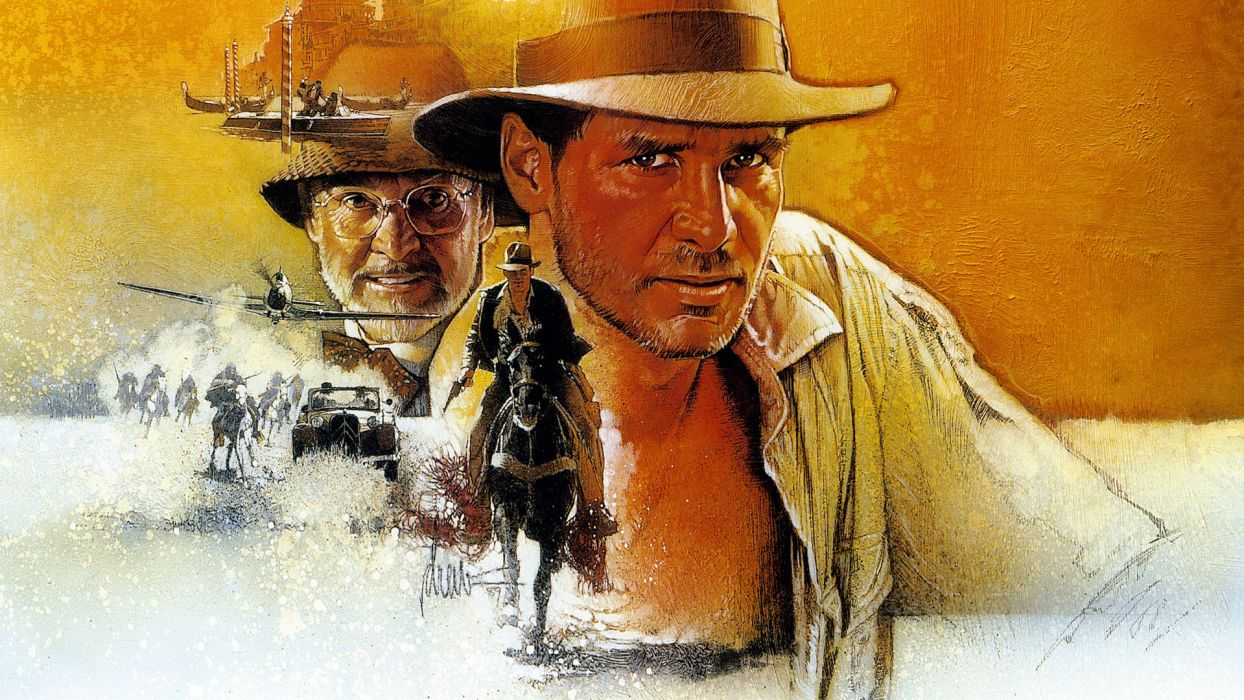 INDIANA JONES LAST CRUSADE wallpaper