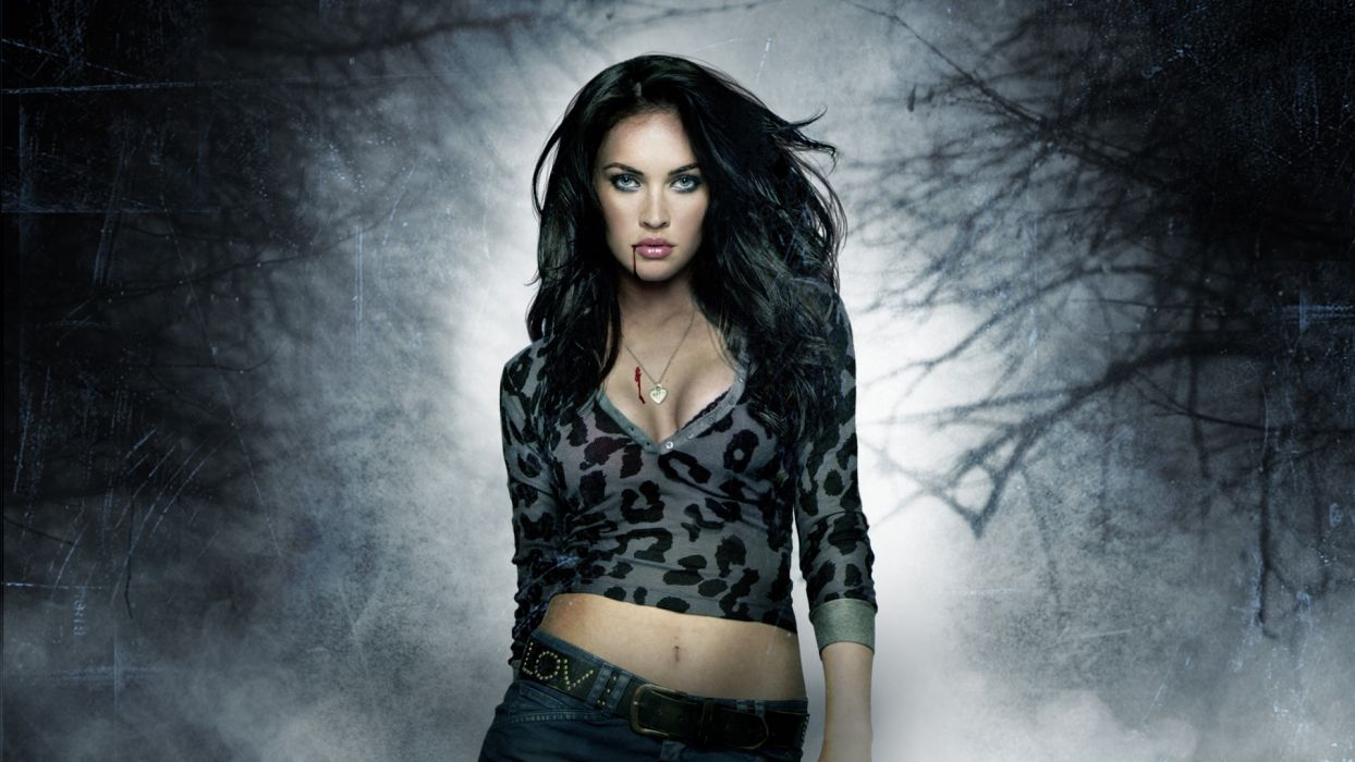 JENNIFERS BODY megan fox blood dark g wallpaper