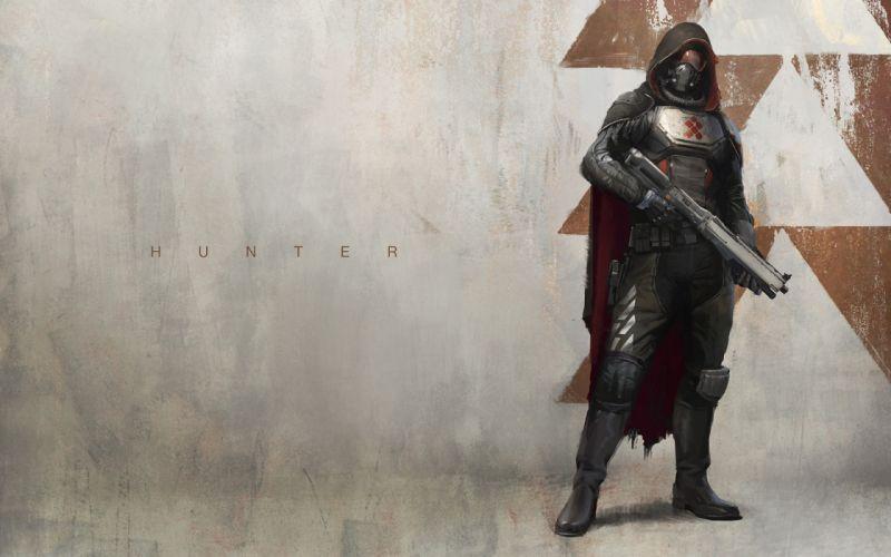 Destiny - Hunter wallpaper