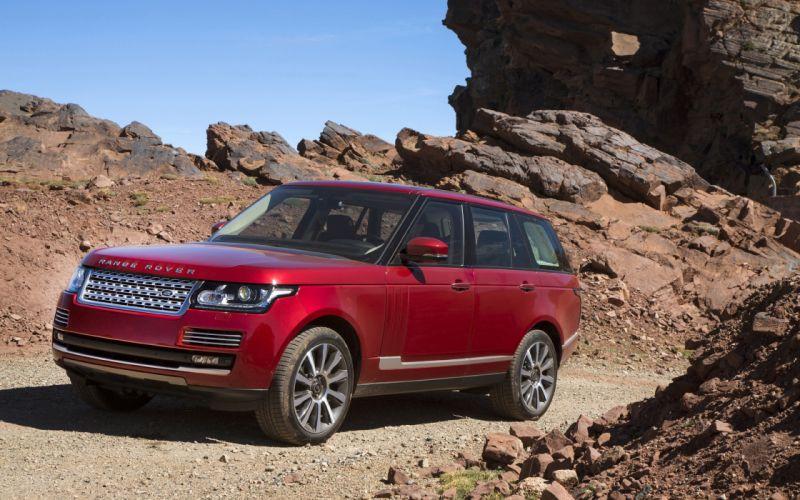 Land Rover wallpaper