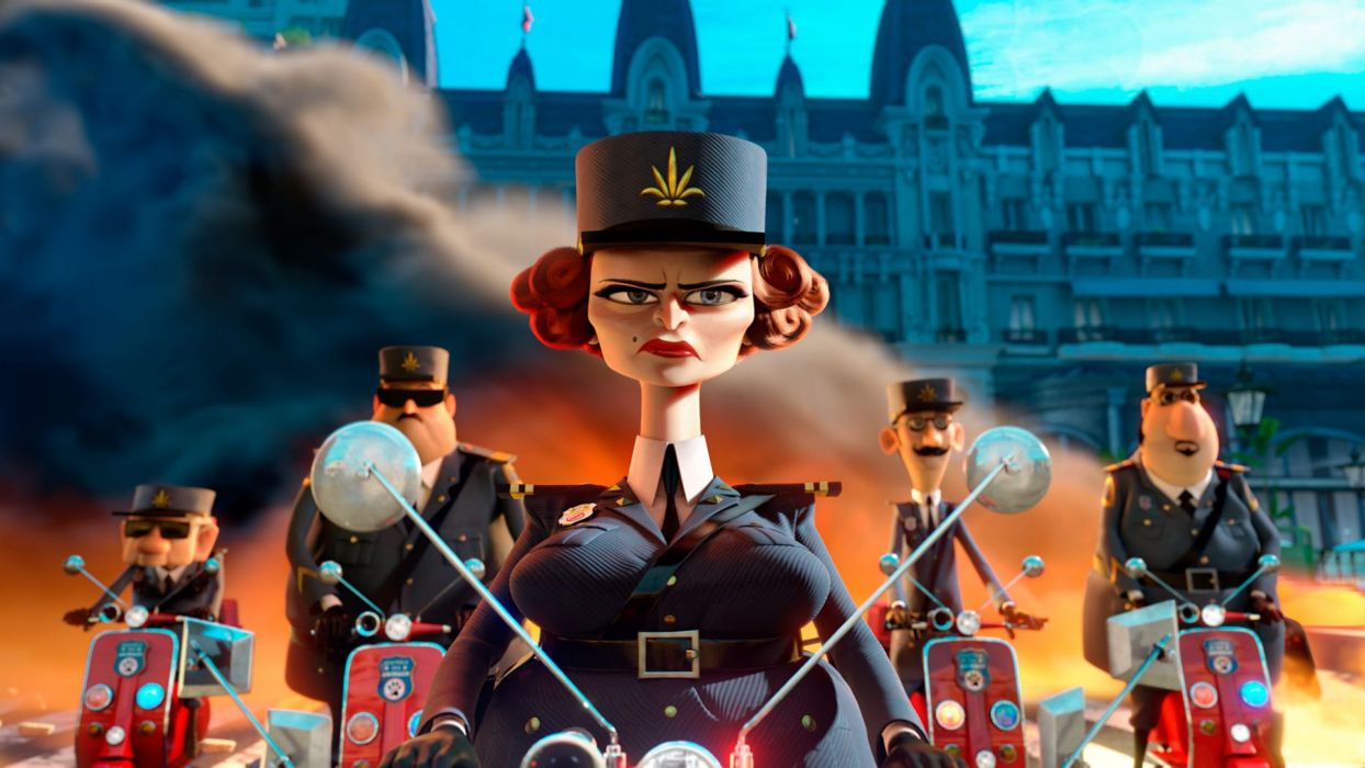 MADAGASCAR 3 EUROPES MOST WANTED   g wallpaper