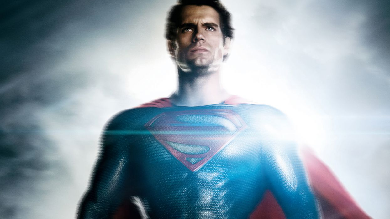 MAN OF STEEL superman superhero    f wallpaper