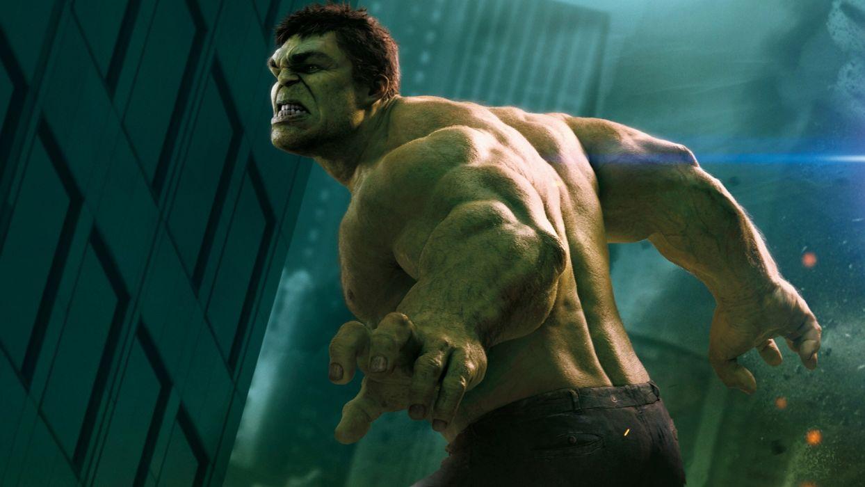 MARVELS THE AVENGERS superhero hulk wallpaper