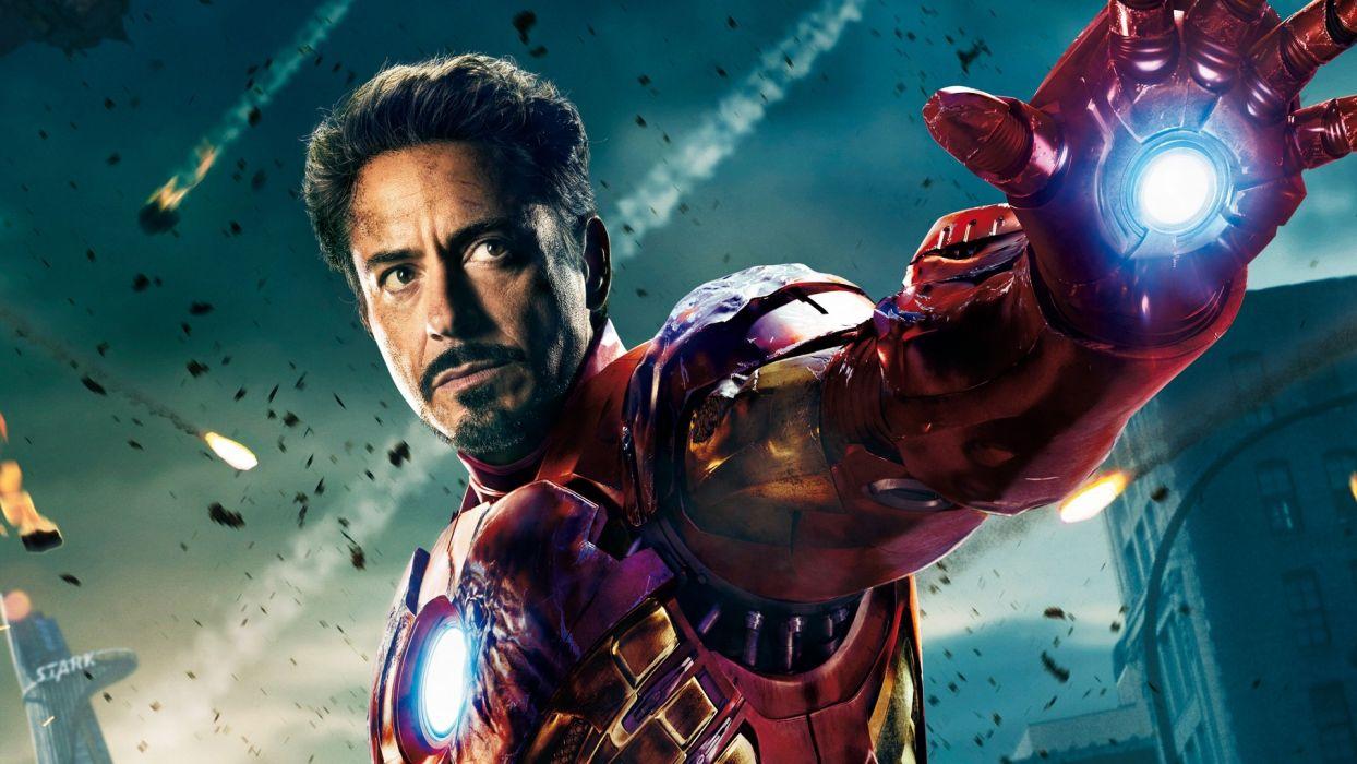 MARVELS THE AVENGERS superhero iron man wallpaper
