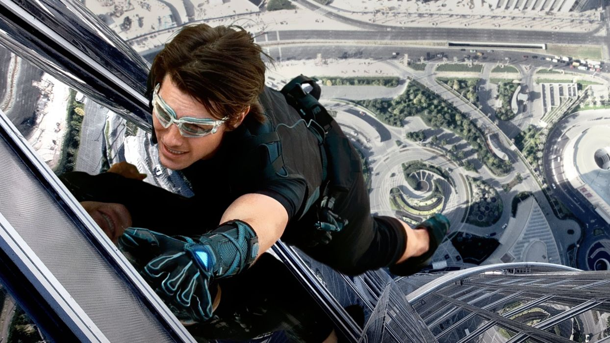 MISSION IMPOSSIBLE GHOST PROTOCOL  f wallpaper