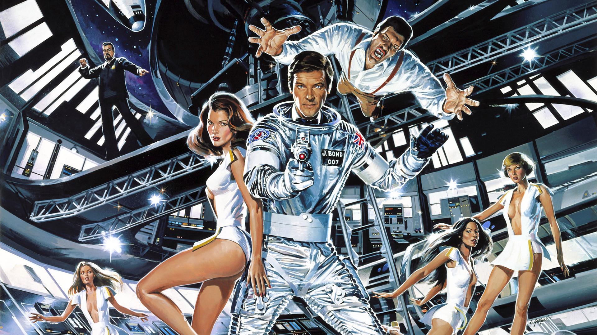 moonraker 007 james bond wallpaper 1920x1080 102328