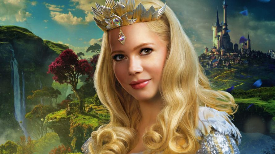 OZ THE GREAT AND POWERFUL f wallpaper