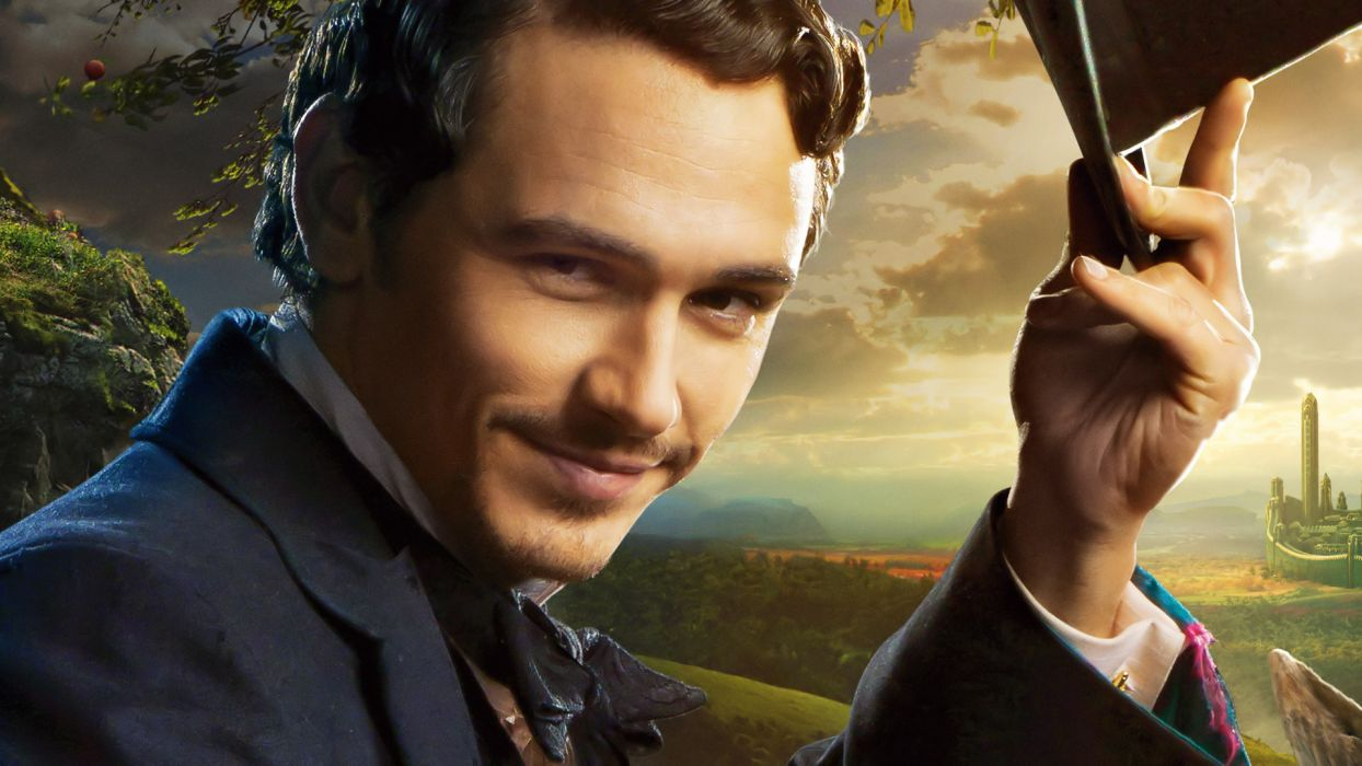 OZ THE GREAT AND POWERFUL     fs wallpaper
