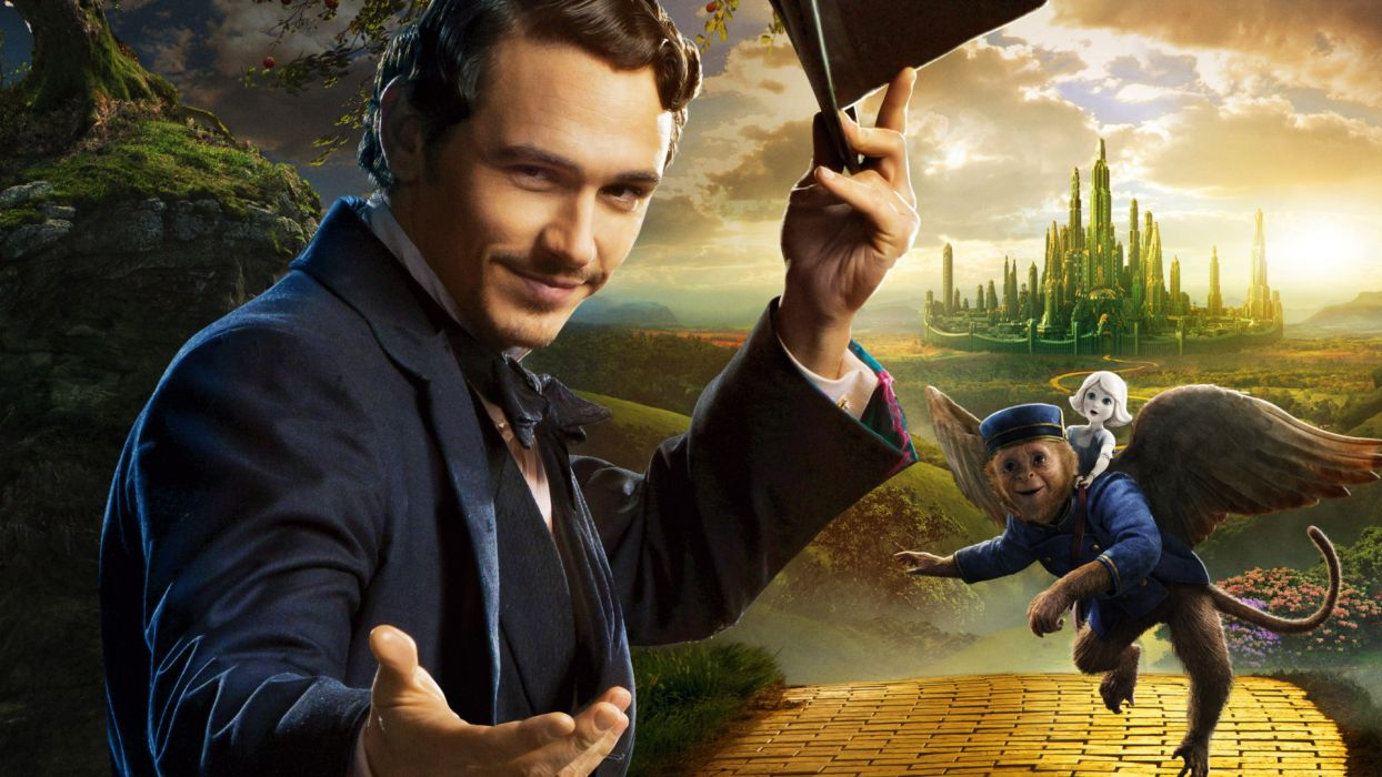 OZ THE GREAT AND POWERFUL    v wallpaper