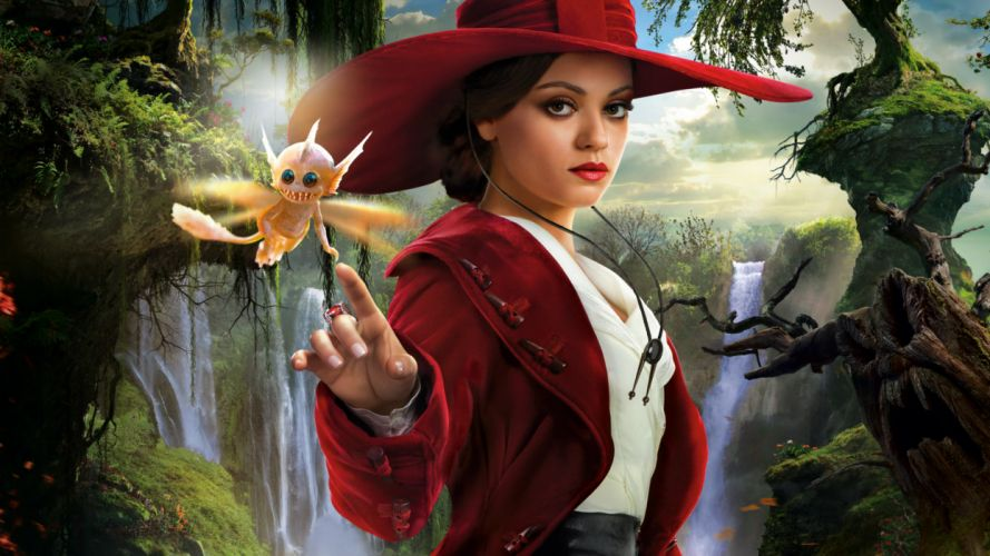 OZ THE GREAT AND POWERFUL kunis mila wallpaper