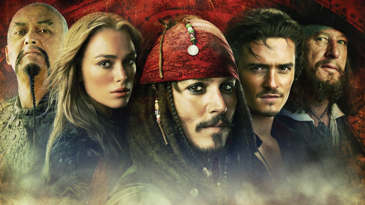 PIRATES OF THE CARIBBEAN WORLDS END    g wallpaper