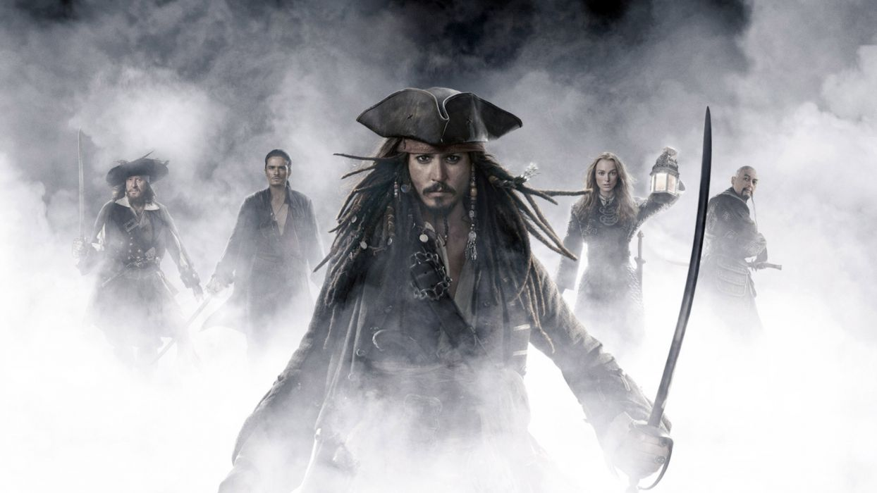 PIRATES OF THE CARIBBEAN WORLDS END  f wallpaper