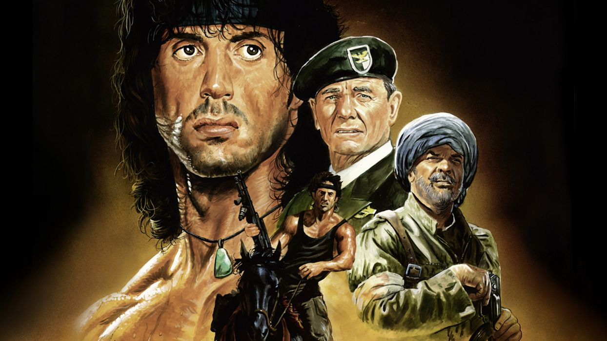RAMBO III   g wallpaper