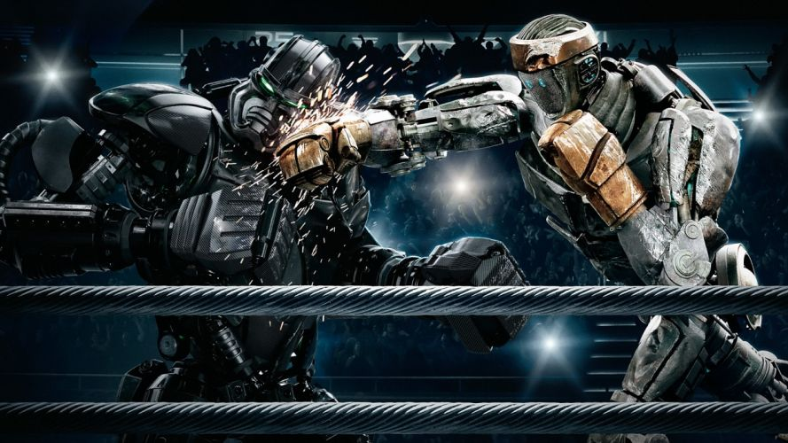 REAL STEEL robot mecha g wallpaper