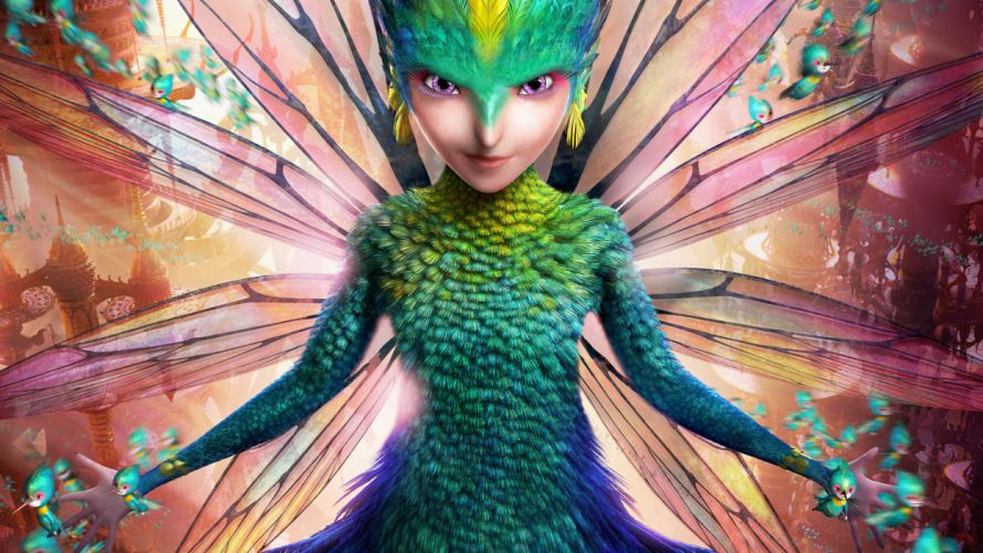 RISE OF THE GUARDIANS g wallpaper