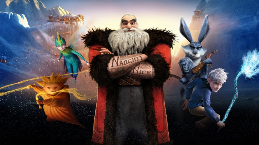 RISE OF THE GUARDIANS w wallpaper