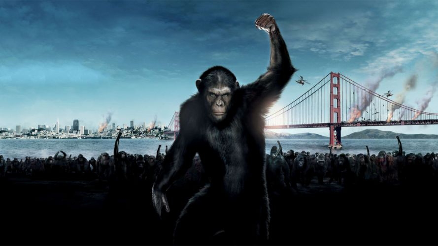RISE OF THE PLANET OF THE APES f wallpaper