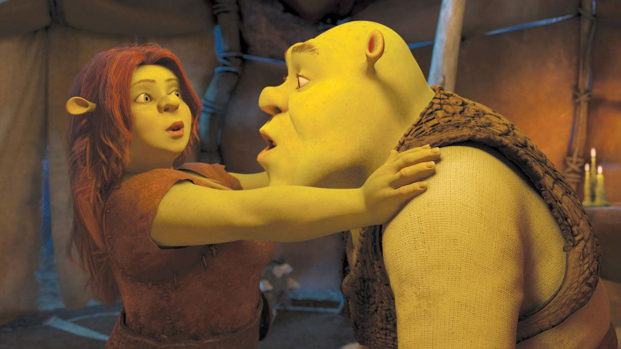 SHREK FOREVER AFTER h wallpaper