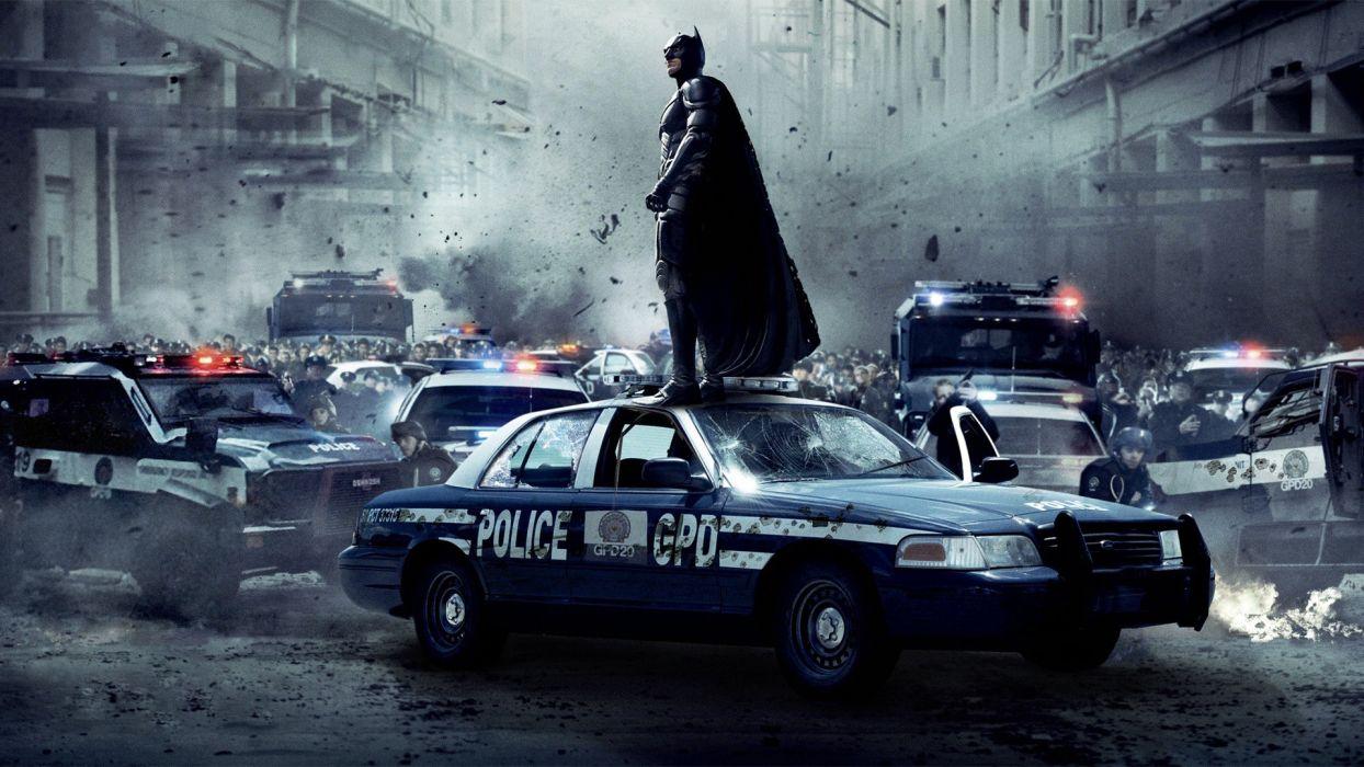 DARK KNIGHT RISES batman superhero    f wallpaper