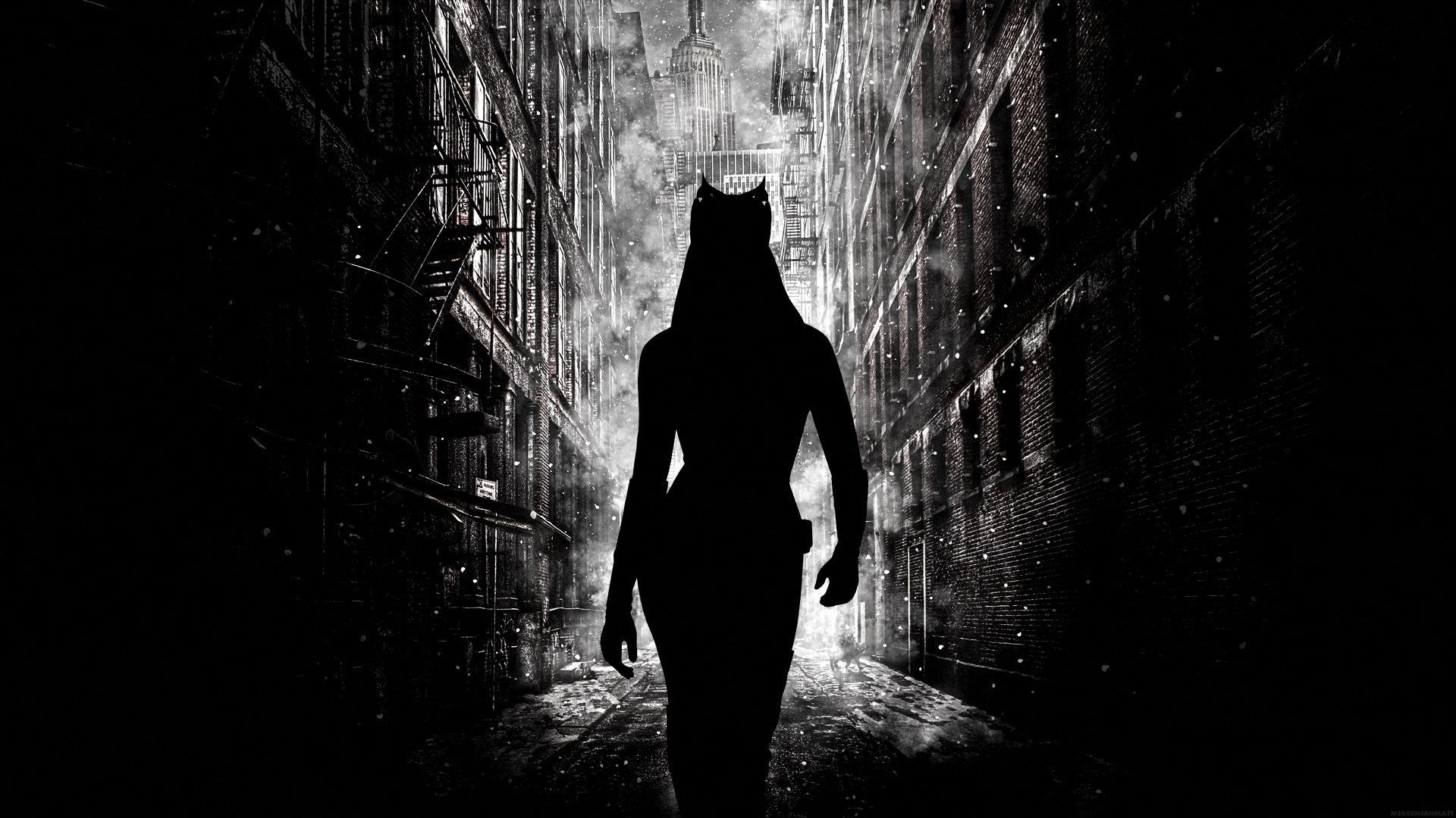 Dark Knight Rises Batman Superhero Bane Catwoman G Wallpaper