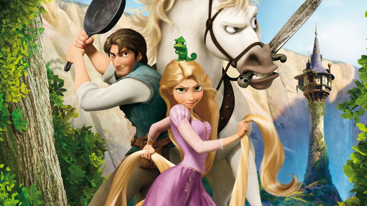 TANGLED  g wallpaper