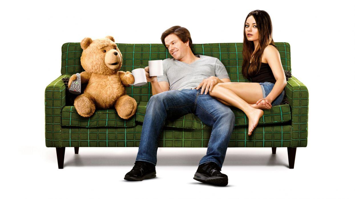 TED mila kunis wallpaper