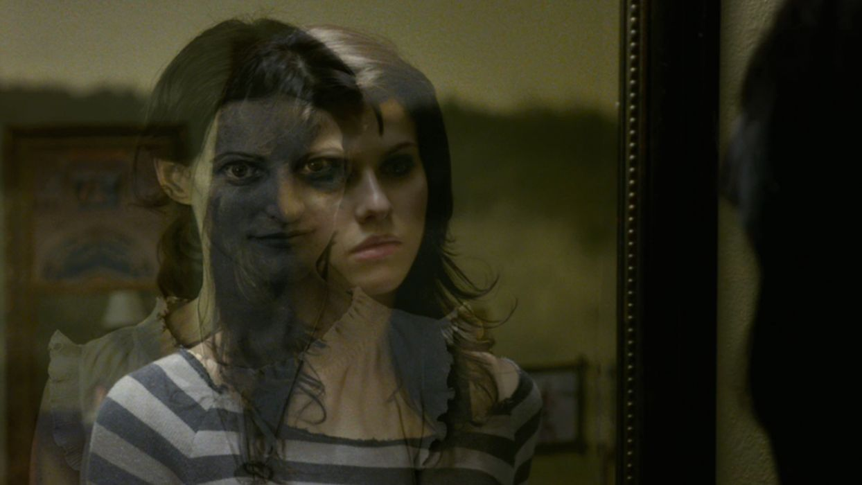 TEXAS CHAINSAW 3D dark horror  d wallpaper