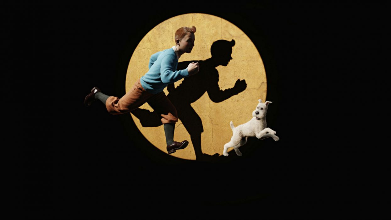 THE ADVENTURES OF TINTIN q wallpaper