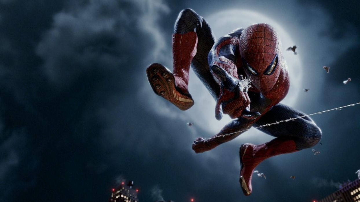 THE AMAZING SPIDER-MAN spiderman superhero      d wallpaper