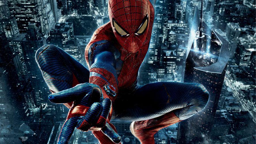 THE AMAZING SPIDER-MAN spiderman superhero f wallpaper