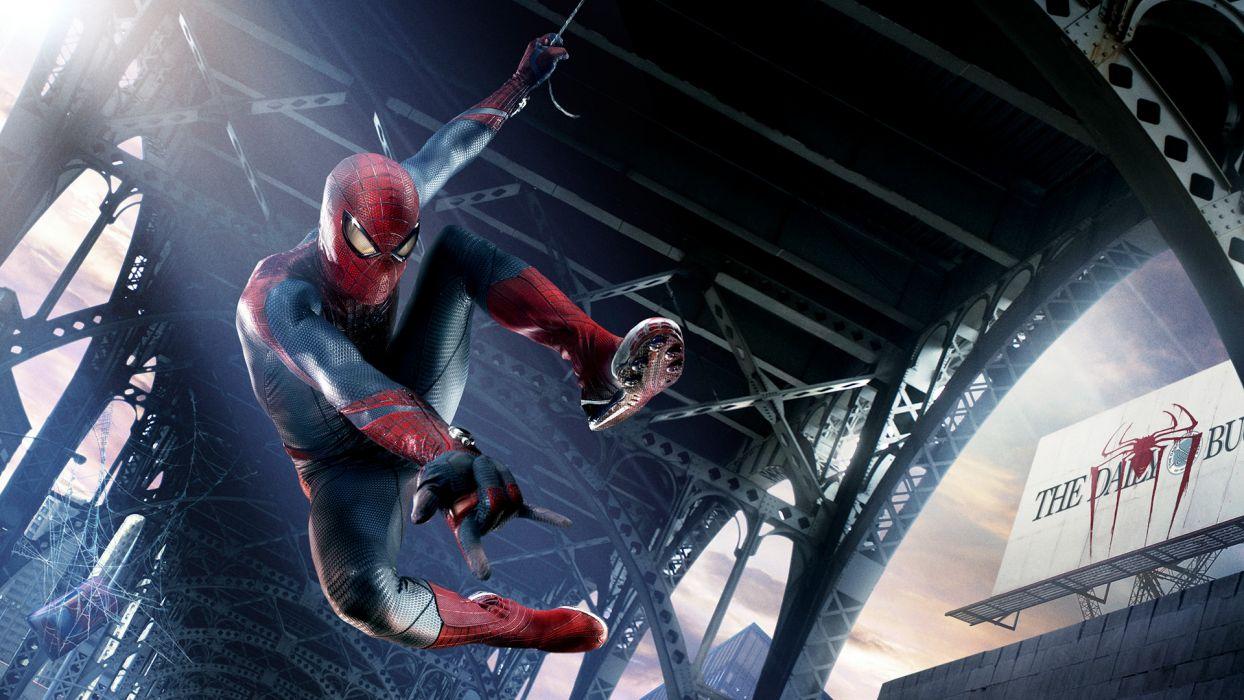 THE AMAZING SPIDER-MAN spiderman superhero    da wallpaper