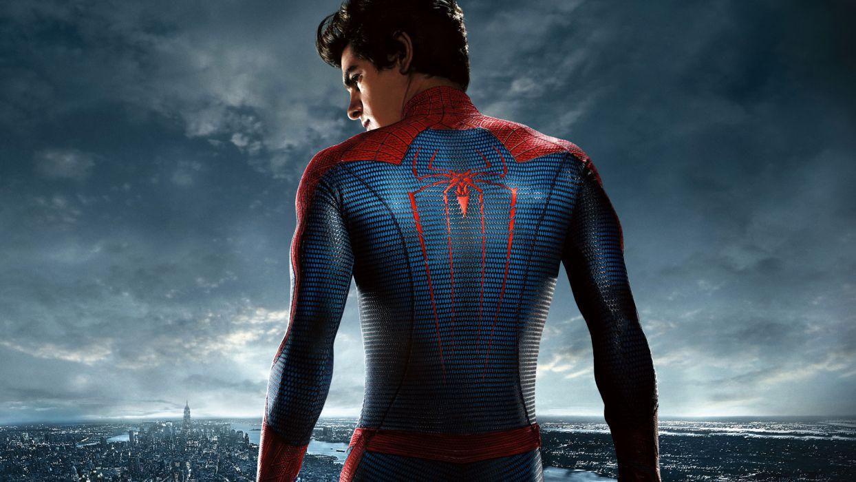 THE AMAZING SPIDER-MAN spiderman superhero g wallpaper