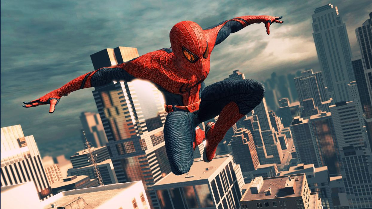 THE AMAZING SPIDER-MAN spiderman superhero n wallpaper