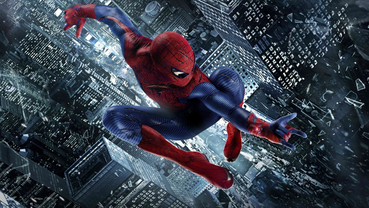 THE AMAZING SPIDER-MAN spiderman superhero q wallpaper