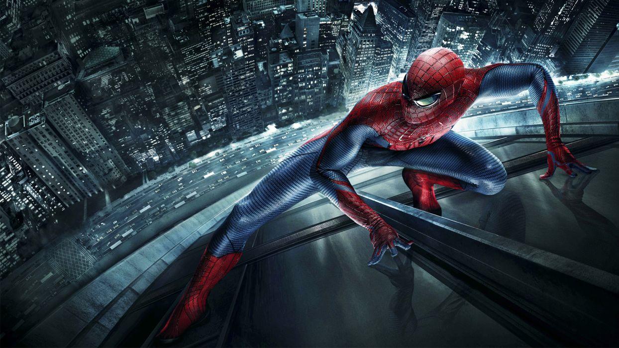 THE AMAZING SPIDER-MAN spiderman superhero wallpaper