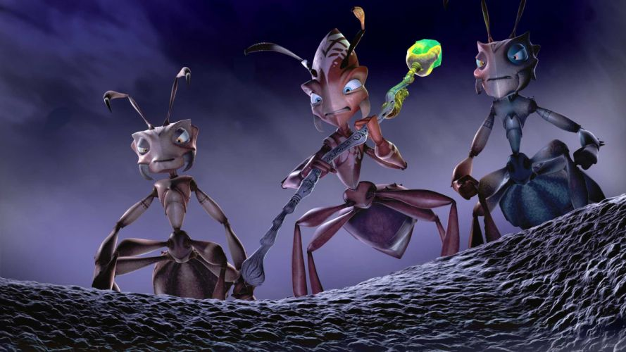 THE ANT BULLY g wallpaper