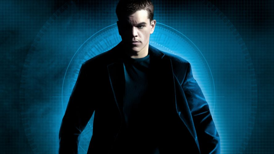 THE BOURNE SUPREMACY d wallpaper