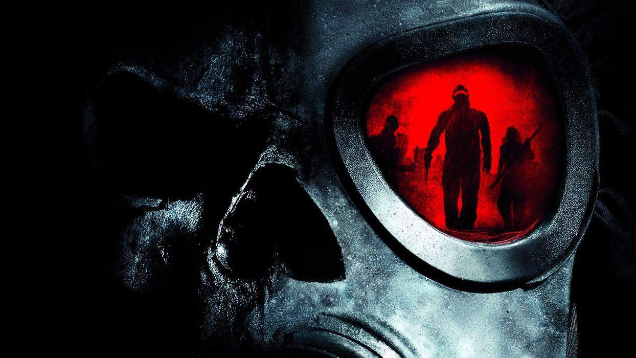 THE CRAZIES dark mask wallpaper